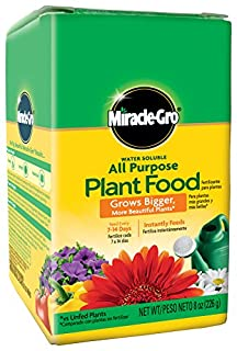 Miracle-Gro Water Soluble All Purpose Plant Food (B000F6XGZ0) | Amazon price tracker / tracking, Amazon price history charts, Amazon price watches, Amazon price drop alerts