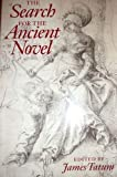 The Search for the Ancient Novel 9780801846212