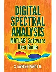 Digital Spectral Analysis Matlab(r) Software User Guide