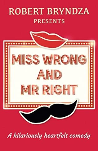 book cover of Miss Wrong and Mr Right