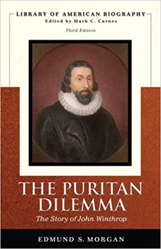 the puritan dilemma cliff notes