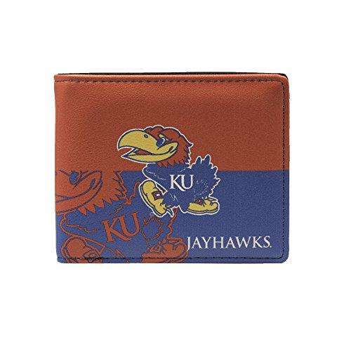 NCAA Kansas Jayhawks Bi-fold Wallet ()