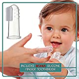 Manual Silicone Breast Pump with Lid & Base