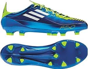 3655b20283f9 adidas F50 adizero TRX FG (Syn) US Men's 5 M (AnodizedBlue/White