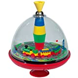 Toy Train Spinning Top World Famous Vintage Classic Educational Premium Quality and Ultra Durable Safe Toy Bolz Classic Tops