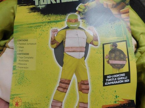 Walmart Ninja Turtles Costumes (Teenage Mutant Ninja Turtles Michelangelo M)