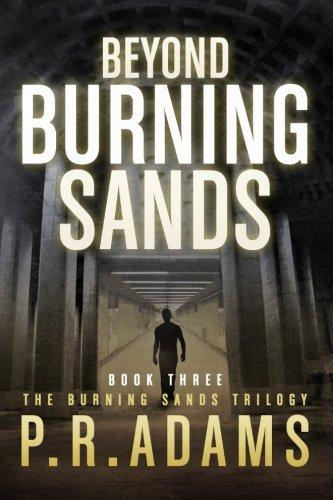 Read Online Beyond Burning Sands (Volume 3) ebook