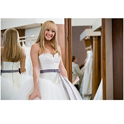 Bride Wars 2009 8 Inch X10 Inch Photo Kate Hudson Trying