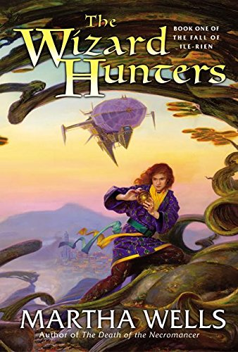 Read Online The Wizard Hunters: Book One of the Fall of Ile-Rien (The Fall of Ile-Rien, Bk. 1) PDF