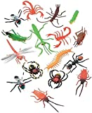 Darice Plastic Creatures Inc-Insects 16/Pkg