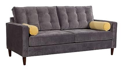 Amazon.com: Savannah Sofa Golden Slate Dimensions: 80
