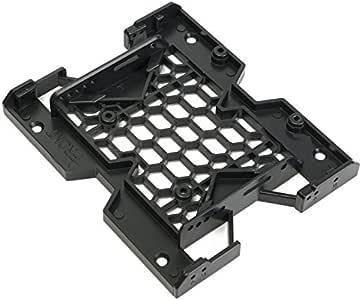 EAGLESTIME Soporte Adaptador para Disco Duro/SSD 5.25 a 2.5/3.5 ...