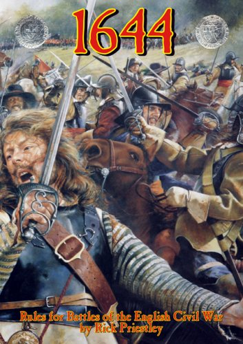 Foundry Miniatures (1644 Rules For Battles Of The English Civil War: Rules for Battles of the, English Civil War, Thirty Years War, European Conflicts of the 17th Century)