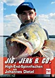 Jig, Jerk & Co.: High-End-Spinnfischen mit Johannes Dietel