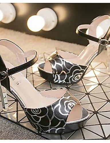 polyuréthane 7 Eu37 À 5 Femme White Uk4 us6 Aiguille Cn37 Ggx talon talons 5 Talons noir 5 Rose Blanc chaussures décontracté Chaussures pwqav7A