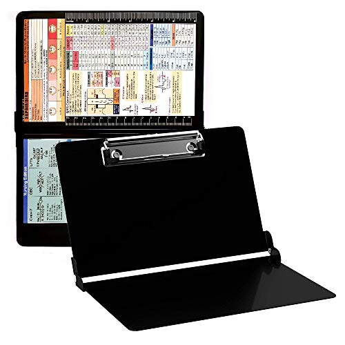 Nursing ClipboardFoldable Lightweight Aluminum ConstructionNurse clipboard are Suitable for Healthcare Workers or Students.