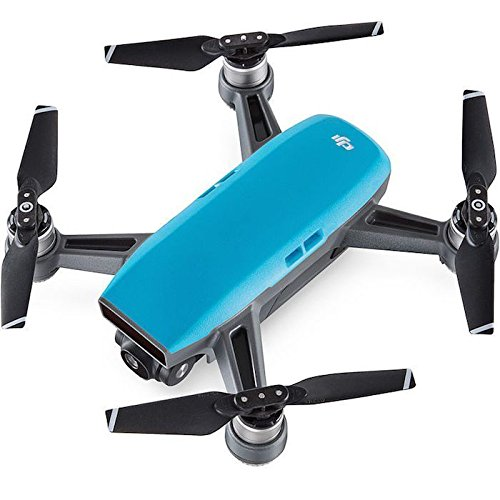 DJI Spark, Fly More Combo, Sky Blue