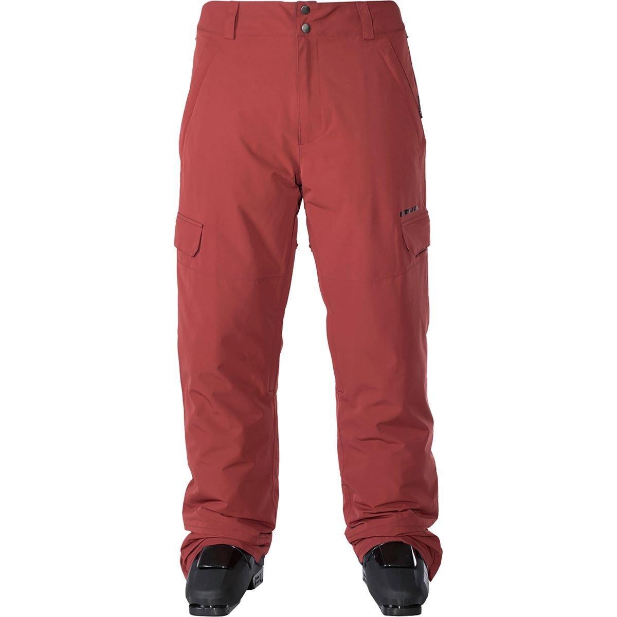 Armada Men's Union Insulated Pant - Port - Small