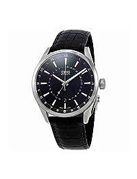 Oris 01 761 7691 4054-07 5 21 81FC Men's Watch Black Artix Pointer Moon Date