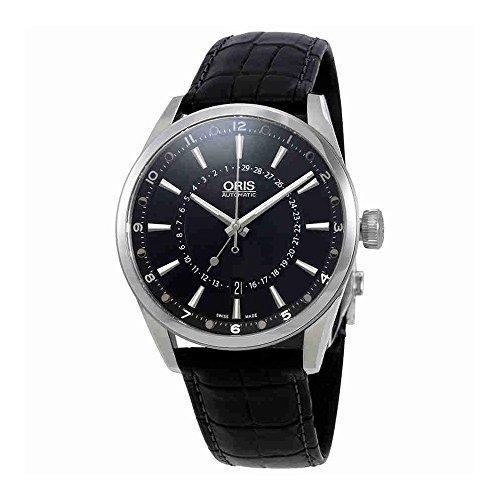 Oris-01-761-7691-4054-07-5-21-81FC-Mens-Watch-Black-Artix-Pointer-Moon-Date