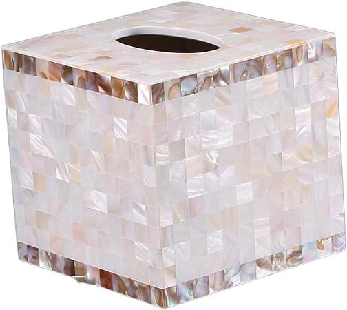 GWF Caja para pañuelos Portapapeles, Dispensador de Papel para ...