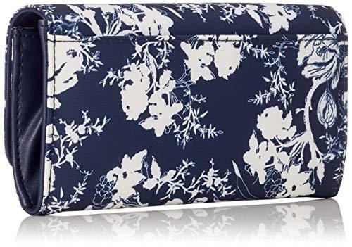Blu Lh12f Vivid Oilily blau dark Blue Portafogli Purse Donna qzw4nZ