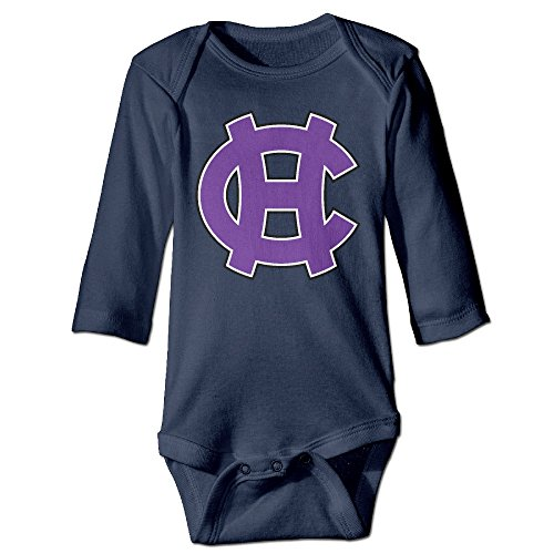 Price comparison product image OOKOO Baby's College Of The Holy Cross Bodysuits Navy 6 M