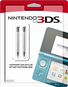 NINTENDO 3DS SET DE 2 PUNTEROS (STYLUS)