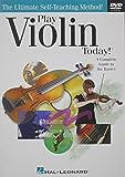 Best Hal Leonard Violins - Play Violin Today Review
