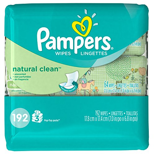 pampers baby wipes - 9