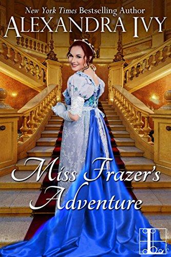Miss Frazer's Adventure cover