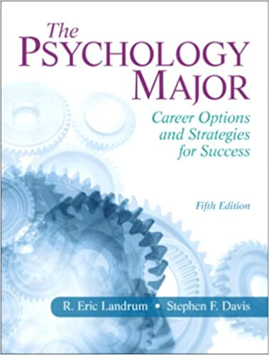 The psychology major career options and strategies for success the psychology major career options and strategies for success kindle edition by r eric landrum stephen f davis health fitness dieting kindle fandeluxe Images