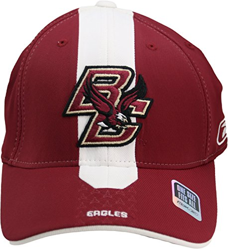 Cap Embroidered Reebok (NCAA Reebok BC Boston College Eagles