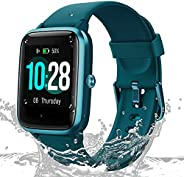 GBAuto High-End Fitness Trackers,Health Sports Smart Watch with Heart Rate & Sleep Monitor,Calorie Step Co