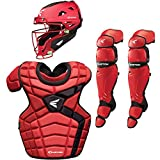 Easton Mako II Adult Baseball Catcher's Gear Package