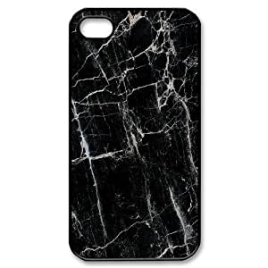 Marble Pattern Picture For Iphone 4 4S case cover APPL8109013