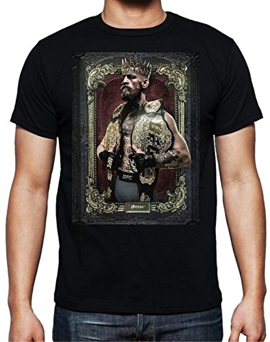 Wholesale Conor McGregor 'King Two Titles' T-Shirt by MYOS supplier