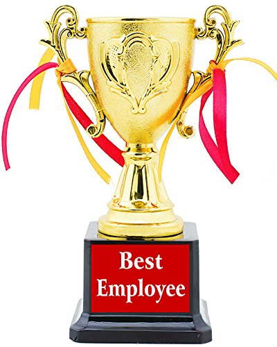 best employee trophy award gift by aark india pc 00278