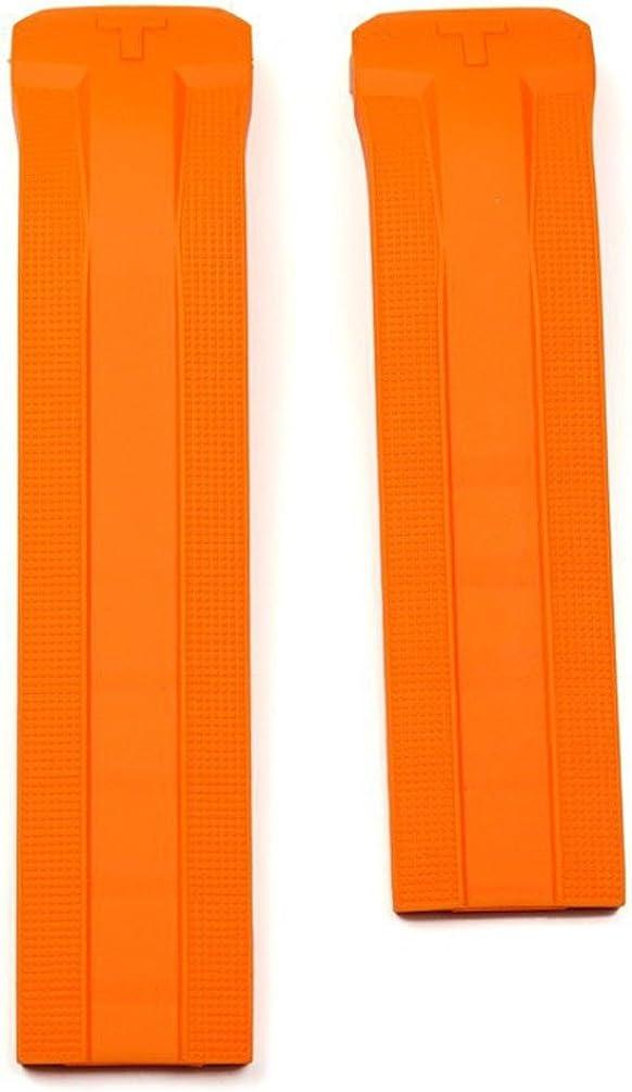 Correa Caucho Naranja T610034735 Tissot T-Touch Expert Solar T091420A