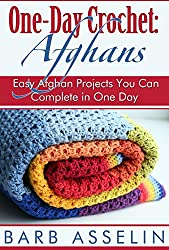 One-Day Crochet: Afghans: Easy Afghan Projects You Can Complete in One Day (English Edition)