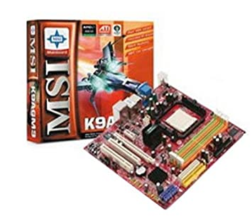 Drivers: MSI K9AGM3-F