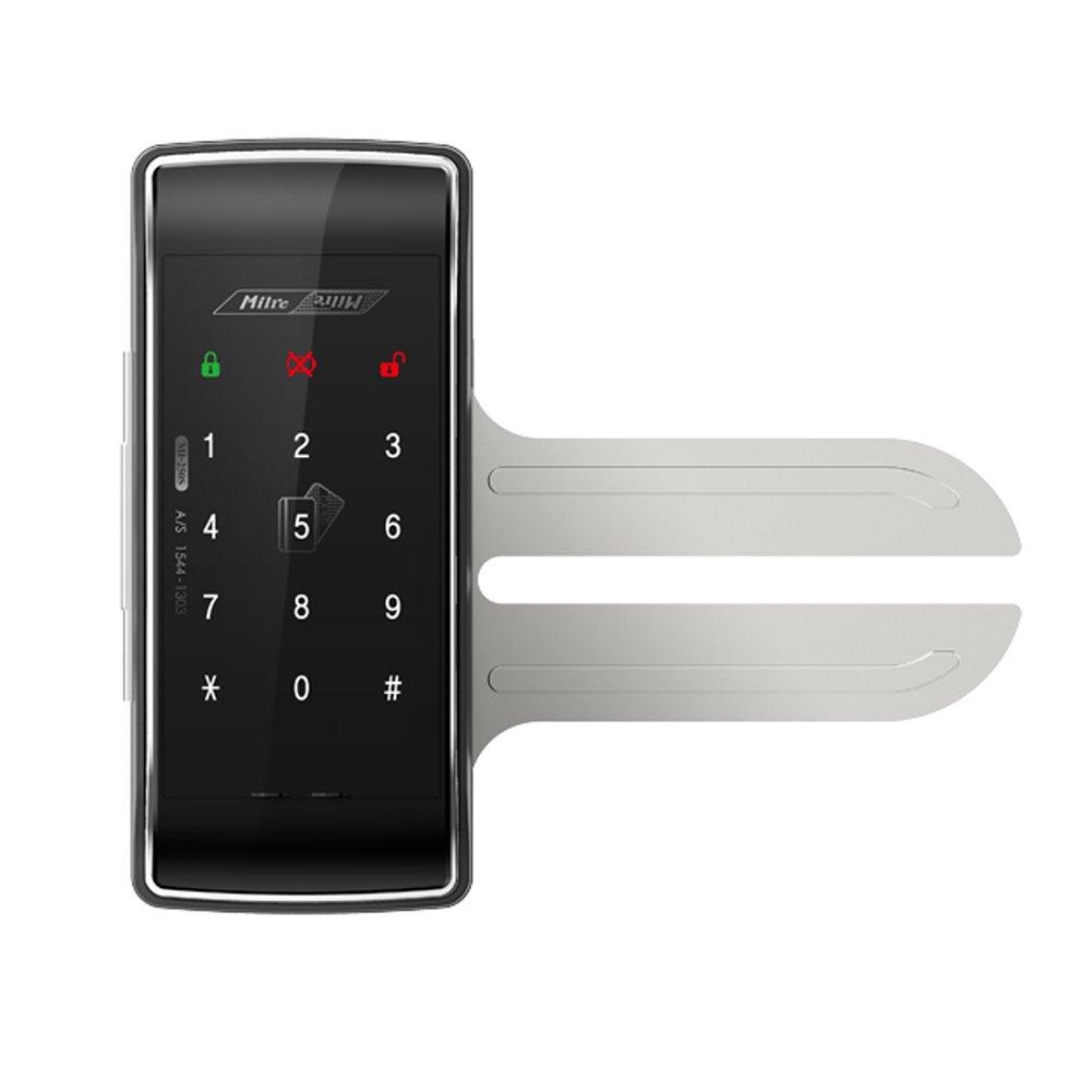 [ミレー ] Milre MI-250S デジタルドアロックDigital door lock 日本語マニュアルを提供 / 単一型ドア [並行輸入品] (MI-250S) B077G22V5J  MI-250S