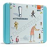 The Extraordinaires Design Studio Deluxe Edition Game, Aqua Blue