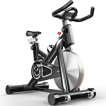 KuaiKeSport Bicicleta Estática de Fitness, Bicicleta de Ejercicio Magnética Bici Spinning Bicicleta Fitness con Consola,Capacidad Máxima de Carga 150 (kg): Amazon.es: Deportes y aire libre