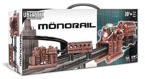 Uberstix Monorail Starter Set 500 Piece Set
