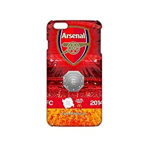 ANGLC ARSENAL premier soccer (3D)Phone Case for iphone 6 plusd 5.5