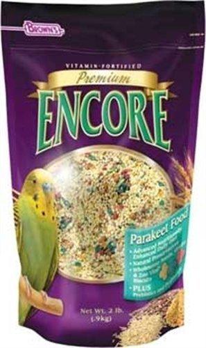 F.M. Brown's Encore Parakeet Food, 5-Pound, My Pet Supplies
