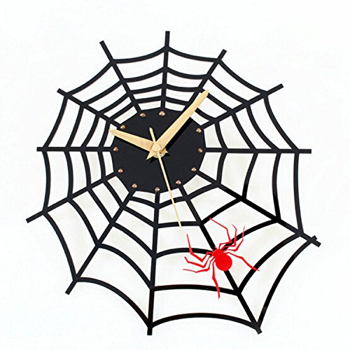 Spider Web Clock (Alrens(TM)12