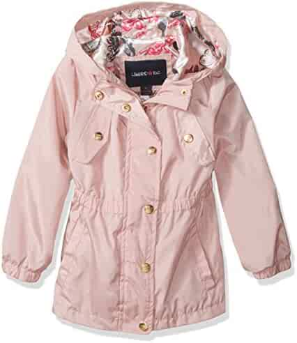 Limited Too Girls' Nylon Anorak