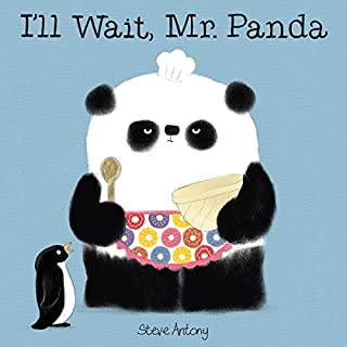 Book Cover: I'll Wait, Mr. Panda